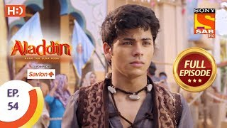 Aladdin    Ep 54   Full Episode   31st October, 2018