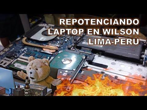 Repotenciando Laptop en Wilson, Lima - Perú | Vlog Nº1