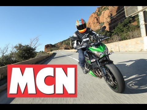 First Ride: Kawasaki Z800