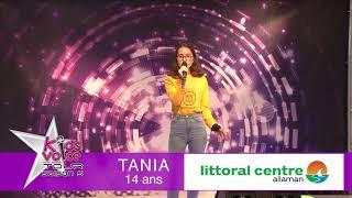 Gambar cover Tania - Bruno Mars - When i was your man -Kids Voice Tour2018 - Littoral Centre, Allaman