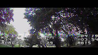 31/07/2021 - Custom FPV Quad 5 Inch (Test Acro Mode) - By Liong FPV