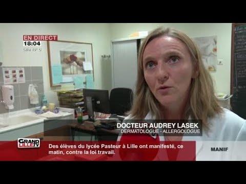 Atopitchesky la dermatite la rémission