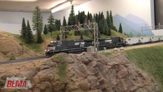 The Ultimate In Model Trains Video