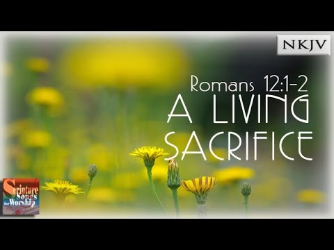 Romans 12-1-2 Song