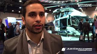 Cristian Zapata VP Commercial & Business talk about the Air Commander Aerospace mission