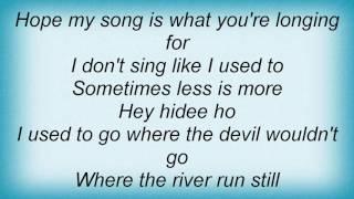 Alan Jackson - The Firefly's Song Lyrics