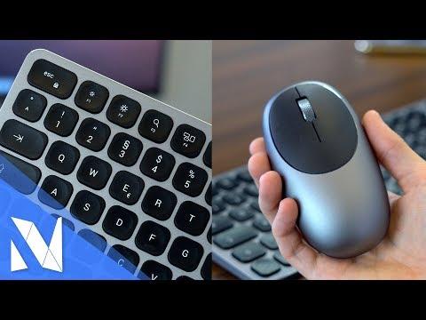 iMac Pro Tastatur/Maus in Spacegrau für unter 150€? - Satechi Review! | Nils-Hendrik Welk