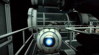 Portal 2 'E3 2010 Demo Walkthrough [1/2]' TRUE-HD QUALITY