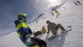 preview picture of video 'Ceñidas en Formigal'
