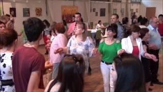 preview picture of video 'Balkanika Band  - Iblagoja Grujovski 07.06.2014 Jesenice, 2 klip'