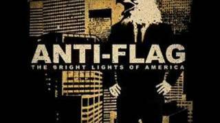 Anti-Flag No Warning (New Song)