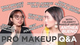 Pro Make up Q&A with Anthea Bueno