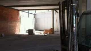 Vídeo de la Obra: 14 de Agosto de 2012