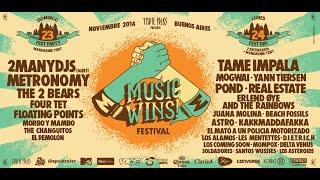 JUANA MOLINA - Wed21 / Eras (MUSIC WINS) 24-11-2014