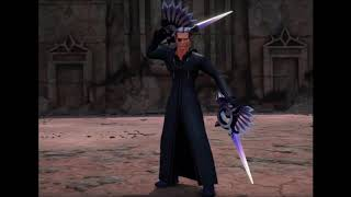 James Patrick Stuart as Xigbar in Kingdom Hearts III (Battle Voices Extracted)