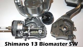 Shimano 13 biomaster sw 4000hg обзор