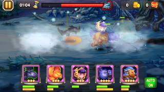 preview picture of video 'Dot Arena PROPHECY POOL - ARCTIC DRAGON'
