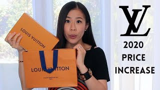 Louis Vuitton 2020 Price Increase. Are Classic LV Bags Still Worth Buying? Best LV Bags.