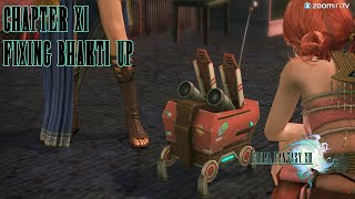Final Fantasy XIII Gameplay Walkthrough Part 58 - Chapter 11: Fixing Bhakti up