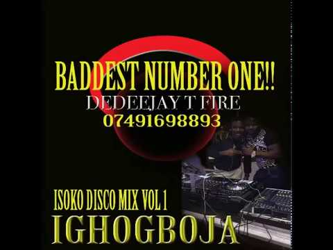ISOKO DISCO MIX VOL 1