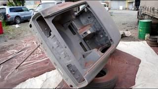 Полное восстановление NISSAN Fairlady Z s30 1977г.(Nissan 280Z L2.8 KAMEARI)