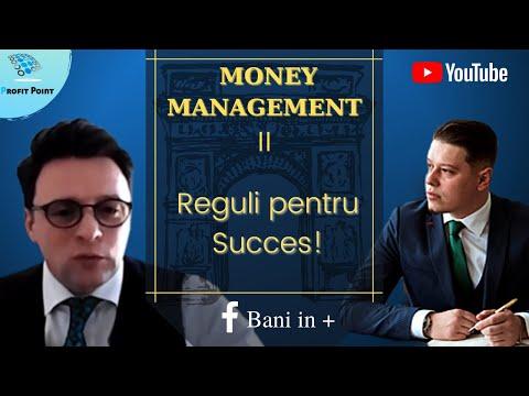 Reguli care duc spre profit! Educație Financiară 2021 - Money Management