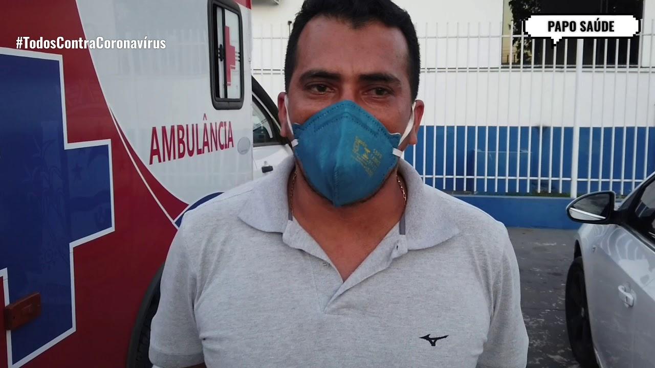 Secretaria de Saúde de Jaciara faz testagen em todos servidores