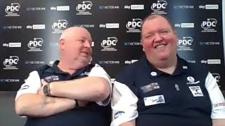 """Team Scotland's John Henderson and Robert Thornton: """"There were a lot of noises coming from Japan"""""""