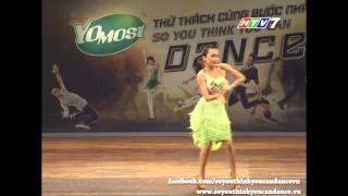[SYTYCD2] Thử Thách Cùng Bước Nhảy - Bán Kết 2 - Solo - Hoàng Mỹ An