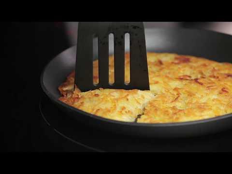 KUHN RIKON Crepepfanne SALTO ideal für Omlett, Pfannkuchen oder Rösti
