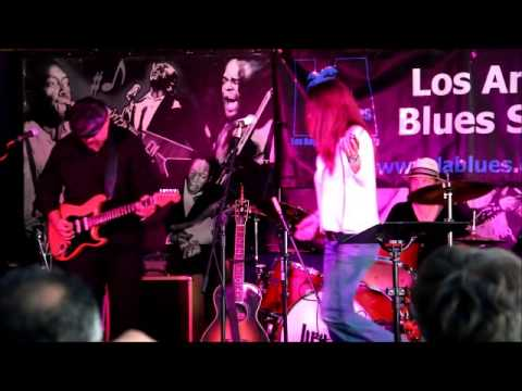 Restless Blues Band at LA Blue Society Jam