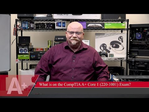 Mike Meyers: What's on the CompTIA A+ Core 1 Exam? - YouTube