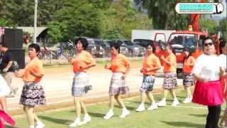 รำวงย้อนยุค ครั้งใหญ่ที่สุดในประเทศไทย - MCTV 10
