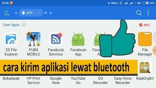 Cara Berbagi Aplikasi Melalui Bluetooth ฟร ว ด โอออนไลน ด ท ว