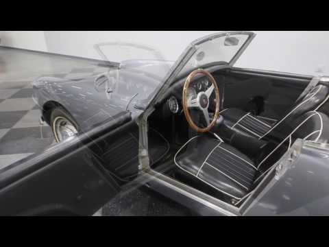 Video of '66 Sprite - JUHG