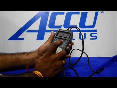 Ultrasonic Thickness Gauge UTG222A