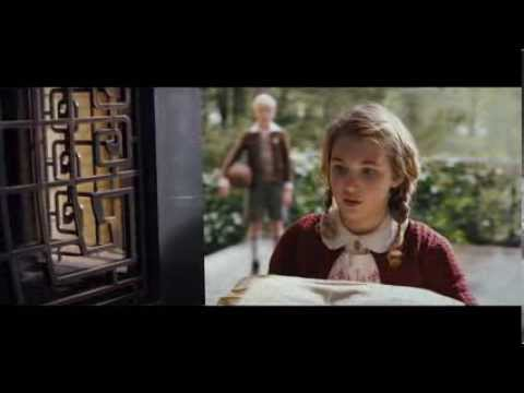 The Book Thief Clip 'Come In'