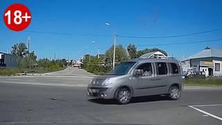 АВАРИИ | ДТП | Дураки и дороги | Сборник безумных водителей | ОКТЯБРЬ 2017