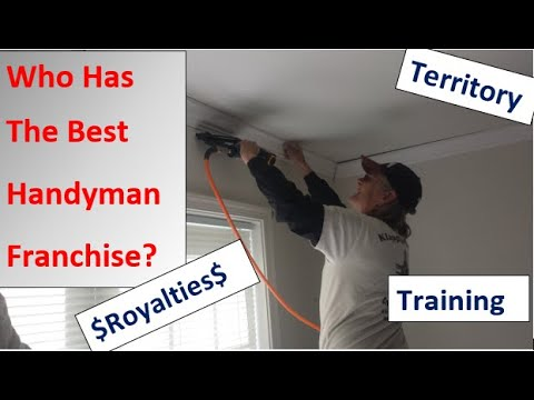 , title : 'Who Has The Best Handyman Franchise? Regarding Territory, Training, Royalties and Ongoing Fees