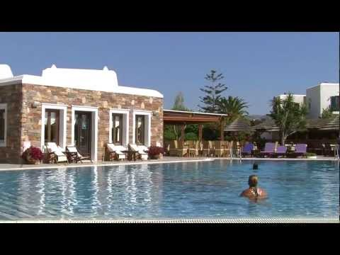 Hotels in Naxos: Naxos Resort at St. George beach