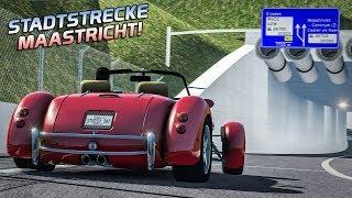 Stadtstrecke Maastricht | Rfactor 2 [VR] [GER] Panoz Roadster