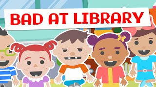 Behave At The Library, Roys Bedoys! - Read Aloud Childrens Books