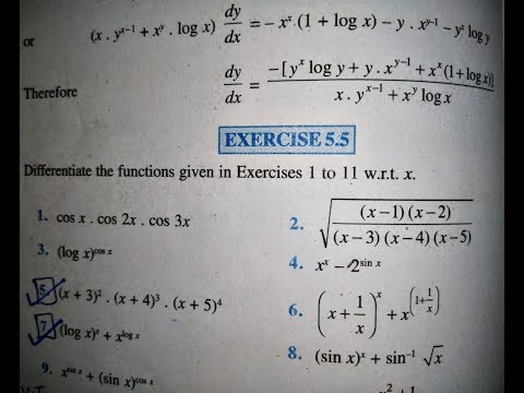 Download 12 Th Ncert Mathematics Integration Calculus Exercise 7