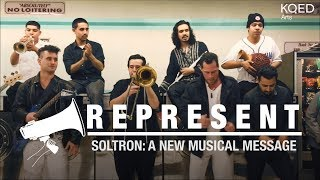 Soltron's New Musical Message of Resistance