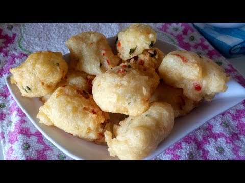 Ojojo Recipe: How to Make Ojojo (Water Yam Fritters)