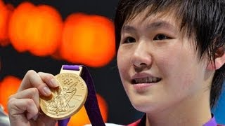 Doping Allegations After China's Ye Shiwen Wins Two Gold Medals thumbnail
