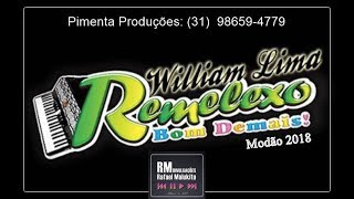 WILLIAM LIMA 2018 / 2019 - REMELEXO BOM DEMAIS 2018 / 2019  - SÓ MODÃO - [ CD COMPLETO ]
