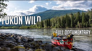 14 Days Solo Camping in the Yukon Wilderness - The Full Documentary