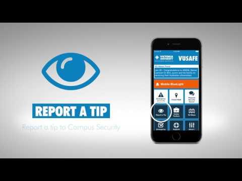 VUSafe - VU's official safety app