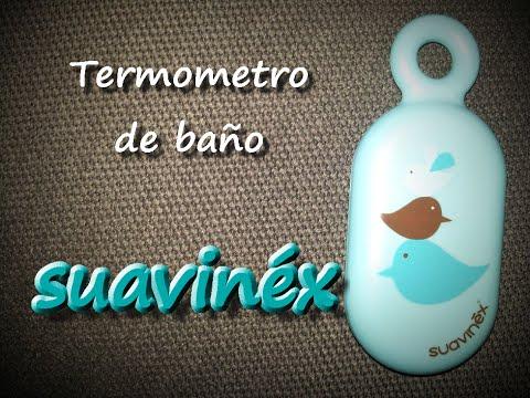 Termómetro de baño Suavinex